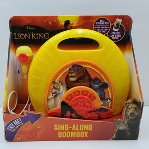 Lion King Sing Along Boombo